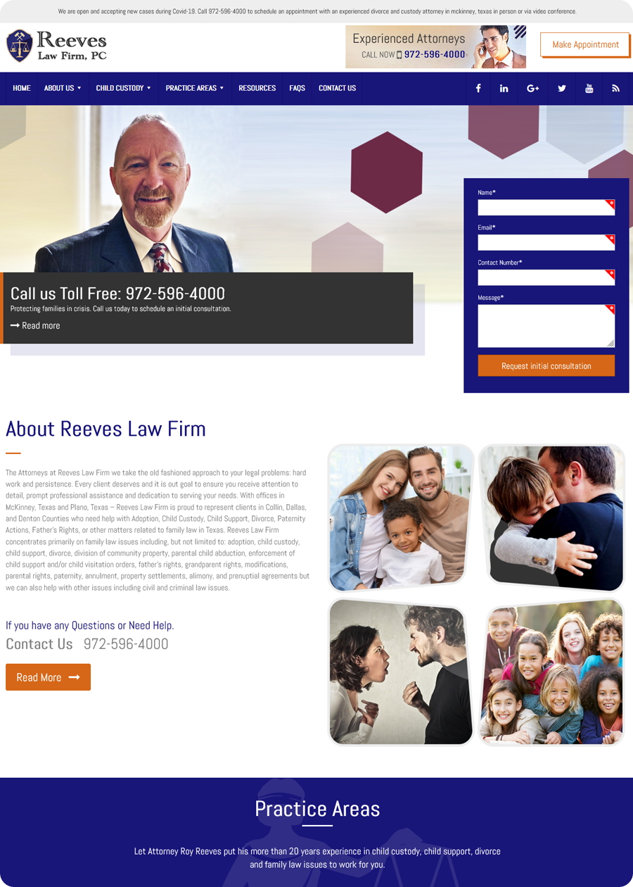 Reeves Law Firm